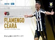 Com mais de 50 mil ingressos vendidos, Ceará encara Flamengo no Maracanã