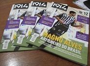 """Lançamento da 12ª edição da """"Revista 1914"""" aconteceu na sexta-feira"""