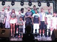 Vozão lançou uniformes para 2015 em grande festa realizada na Republik