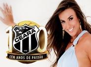 Com a presença de Nicole Bahls, Vozão vai lançar uniformes para 2014