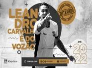 Está de volta! Leandro Carvalho é o novo reforço do Vozão