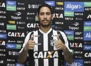 Leandro Carvalho é oficialmente apresentado à imprensa