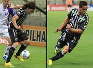Léo Gamalho e Lulinha serão desfalques para o jogo contra o Palmeiras