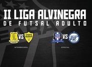 II Liga Alvinegra de Futsal: Primeiros jogos das finais acontecem nessa quinta-feira