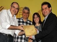 Em evento marcante, Ceará lançou o livro do Centenário