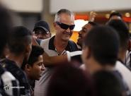 Após treino pela manhã em Porangabuçu, elenco alvinegro embarca para São Paulo