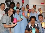 Loja do Bem: atletas do Vozão promoveram grande noite de solidariedade