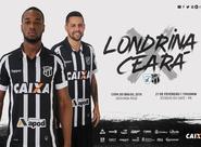 Fora de casa, Ceará quer vencer o Londrina para avançar na Copa do Brasil