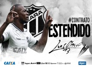 Luiz Otávio tem contrato estendido com o Vozão até 2021