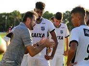 Sub-20: Pela Copa do Nordeste, Ceará volta a campo e enfrenta o River/PI
