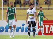 Em jogo sem emoções, Ceará sofre gol no fim e perde para o Luverdense