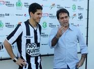 Magno Alves é apresentado em Porangabuçu