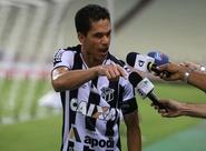 Magno Alves prega concentração, dedicação e raça para vencer o Ferroviário