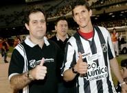 Magno Alves é apresentado ao torcedor alvinegro