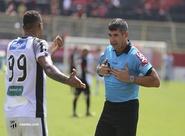 CBF divulga quadro de arbitragem para a partida entre Ceará e Santos