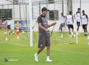 Marcelo Rohling explica a preparação física na pré-temporada