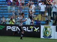 Ceará domina o Maranguape, goleia por 4 x 0 e volta a vencer no Estadual