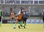 Ceará encerra os preparativos para duelo contra o Tupi