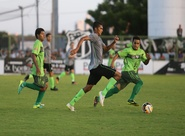 Em Porangabuçu, torcida alvinegra lota match-treino contra Safece