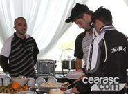 Nutricionista do Ceará acompanhou delegação em Florianópolis/SC