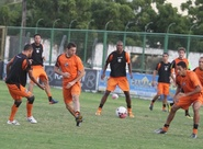 PC Gusmão comanda último treino antes da decisão