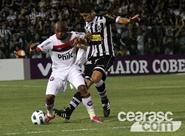Melhores momentos de Ceará 2 x 1 Atlético/PR