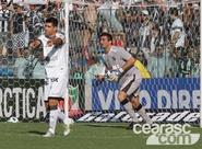 Confira os lances da partida entre Ceará 3 x 0 Bahia