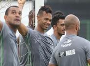 Ceará finaliza preparação e está pronto para a partida contra o Itapipoca