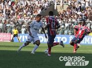 Com boa atuação no PV, Ceará vence o Bahia por 3 x 0