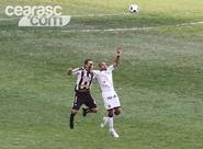 Ceará perde para o Botafogo, no estádio Engenhão