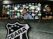 Presidente Robinson de Castro anuncia mais dois reforços para o Ceará