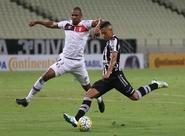Tomas Bastos faz o primeiro pelo Vozão e Ceará se classifica na Copa do Brasil