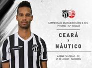 Em Clássico-Nordestino, Ceará enfrenta o Náutico na Arena Castelão