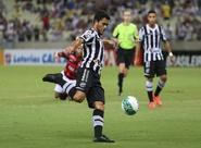 Contra Atlético/GO, Ceará perde a primeira no Brasileirão Série B
