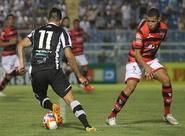 Série B: Contra o Atlético/GO, Vozão busca primeira vitória dentro de casa