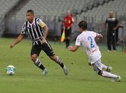 Na estreia da Série B, Ceará sai na frente, mas cede empate no fim
