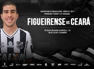 Segundona: Ceará quer vencer Figueirense para se reaproximar do G4
