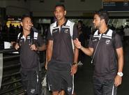 Quartas de final da Copa do NE: Delegação alvinegra segue viagem para Recife