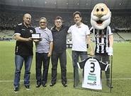 Ceará Sporting Club presta homenagem a Alexandre Nepomuceno
