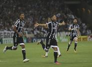 Ceará bate o Paraná, sobe para 3ª posição e se mantém a 4 pontos do 5º colocado