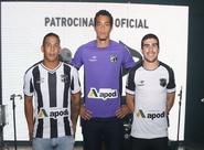 Ceará lança linha de uniformes oficiais Topper 2016
