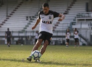 Brasileirão: Ceará encerra a preparação para duelo contra o Fluminense