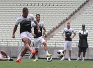 Copa do NE: Ceará encerrou os preparativos para duelo contra o Santa Cruz