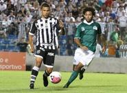 Ceará domina o duelo contra o Icasa e vence por 2 x 0, no PV