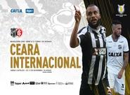 Com mais de 22 mil ingressos vendidos, Ceará recebe Internacional na Arena Castelão