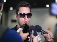Após vitória contra o Criciúma, elenco alvinegro desembarca na Capital