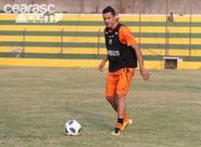 Motivado, Michel está à disposição do técnico Vágner Mancini para atuar contra o Cruzeiro