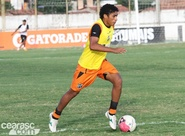 Lula Pereira encerra preparação para o jogo contra o Crateús