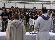 Vozão realizou Missa em agradecimento às conquistas de 2015