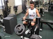 Reapresentação: Focado no Vitória, Ceará volta aos treinos no Estádio Vovozão